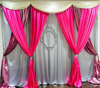 DIY Wedding Backdrop- Rental for $175