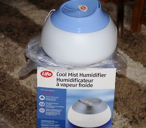 NEW Cool Mist Humidifier