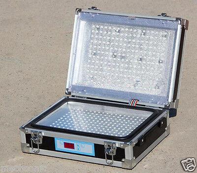 Double Sides Uv Light Exposure Machine Uv Photosensitive Plate Pcb Exposure S