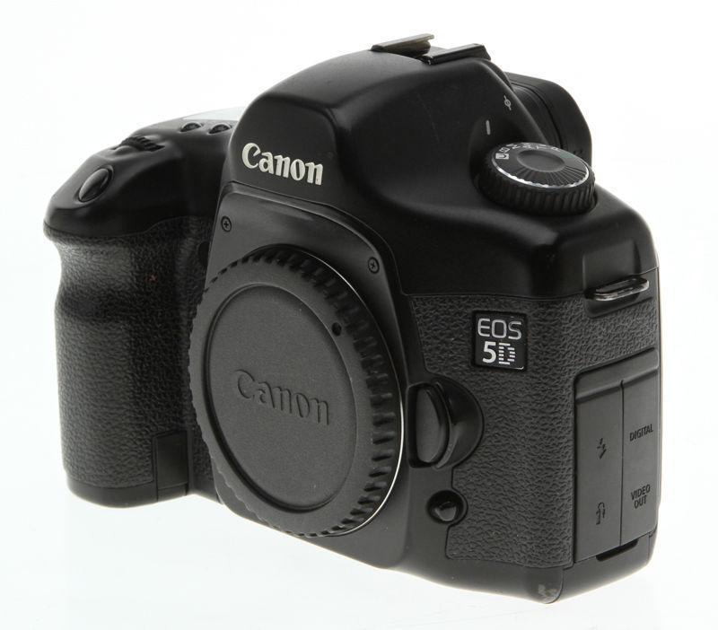 Full Frame vs. Cropped Sensor DSLR Cameras