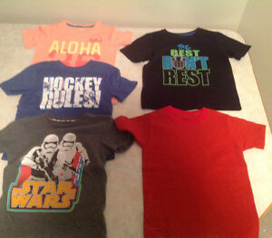Boys 5t clothing lot SOLD PENDING PICK UP