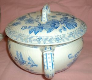 Lovely Floral Vintage Chamber Pot    Sussex
