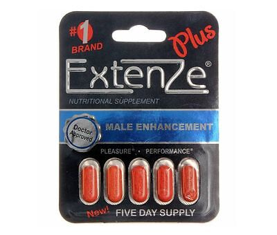 Reviews Extenze Plus Fast Acting Male Enhancement Tablets 5 Pcs
