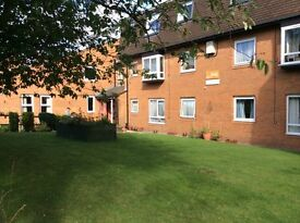 One bedroom apartment to rent for mature people in Newbiggin Way, Macclesfield. Sk10 1AR.