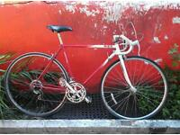 Vintage racer great condition 14 speed ready to ride away