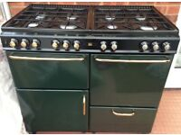 Stoves Newhome Dual fuel Range cooker 100cm - Delivery possible