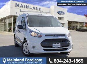 2017 Ford Transit Connect XLT ACCIDENT FREE, BC LOCAL