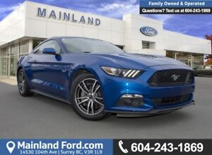 2017 Ford Mustang GT Premium LOW KMS, ACCIDENT FREE