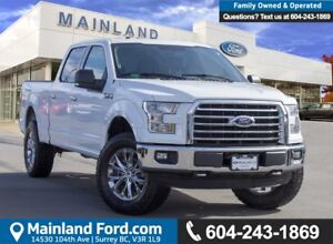2016 Ford F-150 XLT ACCIDENT FREE, BC LOCAL