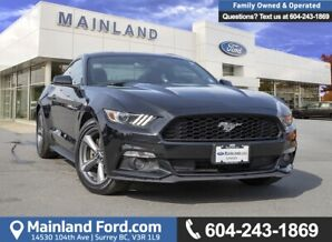 2016 Ford Mustang EcoBoost LOCALLY DRIVEN, 1 OWNER