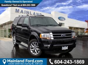 2017 Ford Expedition Limited NO ACCIDENTS