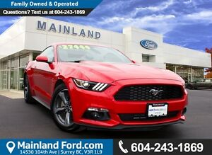 2016 Ford Mustang V6 VERY LOW KM'S, LOCAL, NO ACCIDENTS