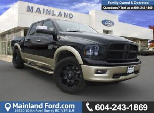 2012 RAM 1500 Laramie Longhorn/Limited Edition *ACCIDENT FREE...