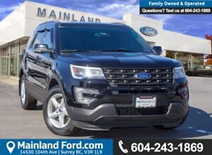 2017 Ford Explorer XLT LOW KMS, BC LOACL, ACCIDENT FREE