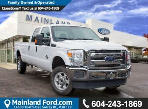 2016 Ford F-350 XLT NO ACCIDENTS, LOCAL, LOW KMS