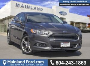 2015 Ford Fusion Titanium *LOCALLY DRIVEN*