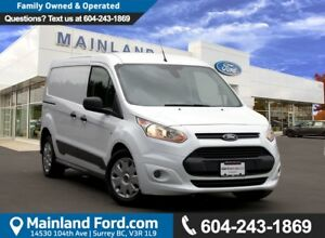 2017 Ford Transit Connect XLT LOW KMS, LOCAL, NO ACCIDENTS
