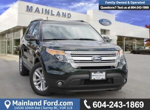 2013 Ford Explorer XLT ***LOCALLY DRIVEN***