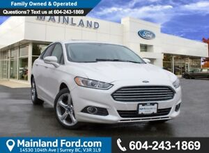2016 Ford Fusion SE LOW KMS, BC LOCAL