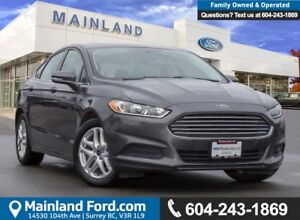 2015 Ford Fusion SE LOW KMS, BC LOCAL