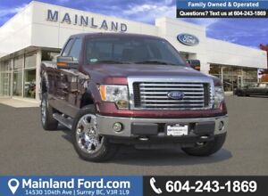 2010 Ford F-150 XLT *LOCALLY DRIVEN*