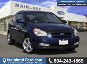 2009 Hyundai Accent GL Sport *LOCALLY DRIVEN*
