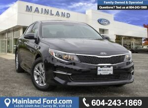 2018 Kia Optima LX+ *LOCALLY DRIVEN*