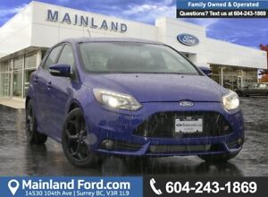 2014 Ford Focus ST *LOCALLY DRIVEN*