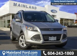 2015 Ford Escape SE *ACCIDENT FREE* * LOCALLY DRIVEN*