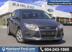 2014 Ford Focus SE *ACCIDENT FREE* *LOCALLY DRIVEN*