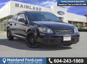 2010 Chevrolet Cobalt LS LOW KMS, BC LOCAL, ACCIDENT FREE