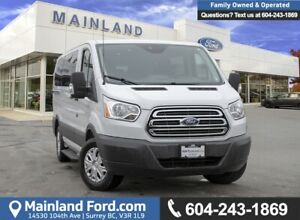 2016 Ford Transit-150 XLT EX-RENTAL, LOCALLY DRIVEN, ACCIDENT...