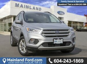 2018 Ford Escape SEL ACCIDENT FREE, EX RENTAL, LOCALLY DRIVEN