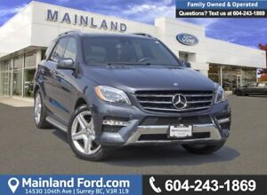 2015 Mercedes-Benz M-Class *Locally Driven*