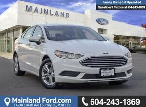 2018 Ford Fusion SE ACCIDENT FREE, OOP, EX-RENTAL