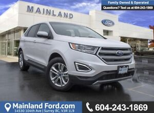 2017 Ford Edge SEL *ACCIDENT FREE* *LOCALLY DRIVEN*