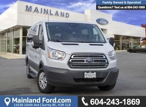 2016 Ford Transit-150 XLT LOCALLY DRIVEN, ACCIDENT FREE