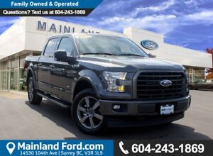 2017 Ford F-150 XLT LOCAL, NO ACCIDENTS