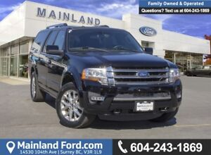 2017 Ford Expedition Max Limited *ACCIDENT FREE*
