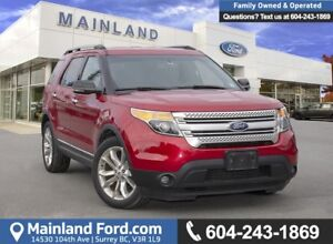 2012 Ford Explorer XLT *LOCALLY DRIVEN*