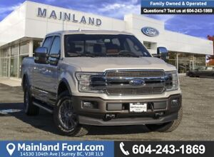 2018 Ford F-150 King Ranch 600A