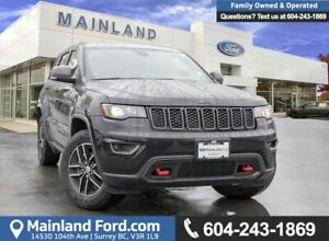 2018 Jeep Grand Cherokee Trailhawk ACCIDENT FREE, OOP INSPECT...