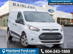 2015 Ford Transit Connect XLT ACCIDENT FREE, BC LOCAL, LOW KMS