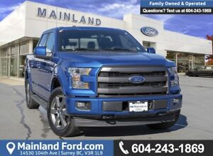 2017 Ford F-150 Lariat ACCIDENT FREE, OOP