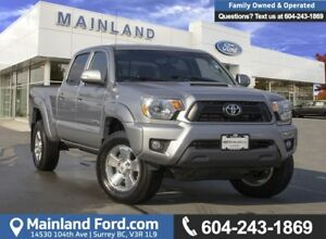 2015 Toyota Tacoma V6 *ACCIDENT FREE*