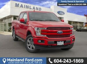 2018 Ford F-150 Lariat 501A