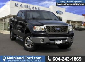 2008 Ford F-150 Lariat *ACCIDENT FREE* *LOCALLY DRIVEN*