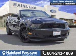 2011 Ford Mustang V6 LOW KMS, BC LOCAL