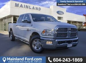 2012 RAM 2500 ST *ACCIDENT FREE* *LOCALLY DRIVEN*