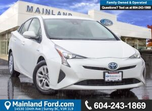 2017 Toyota Prius ACCIDENT FREE, BC LOCAL, LOW KMS